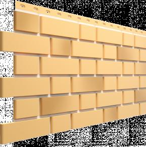 Фасадная панель FLEMISH, Желтый жженый
